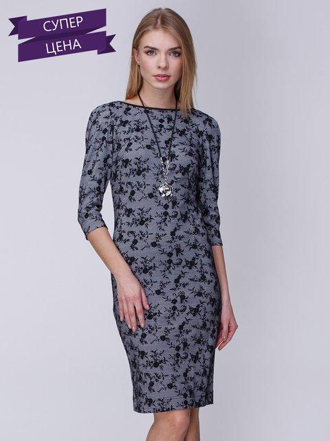 Платье в принт Jet 3961636
