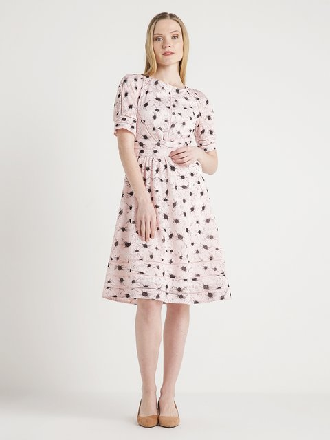 Сукня кольору пудри BGN 4012168