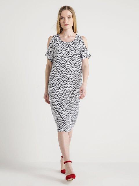 Платье в принт BGN 4012178