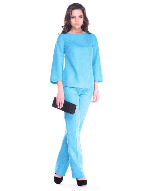 Костюм: блуза и брюки Rebecca Tatti 4002301