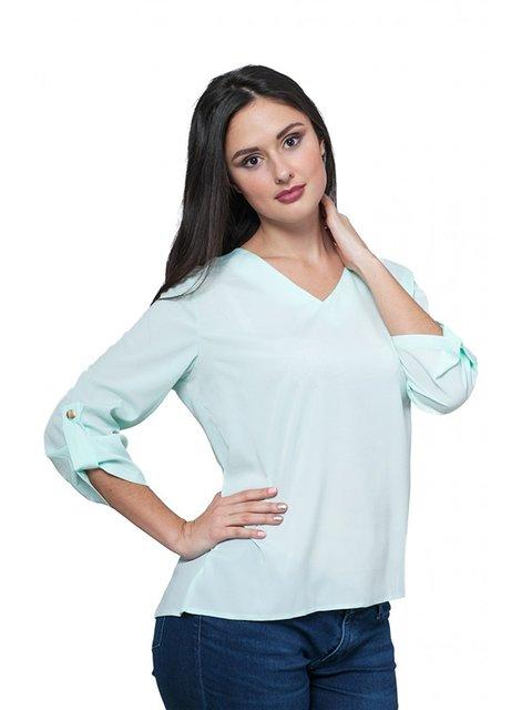 Блуза мятного цвета Peony 2194950