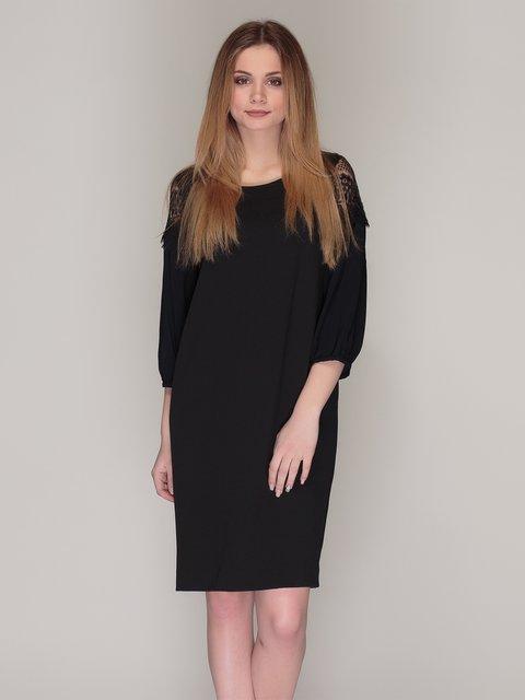 Сукня чорна Elisa Fanti 4009671