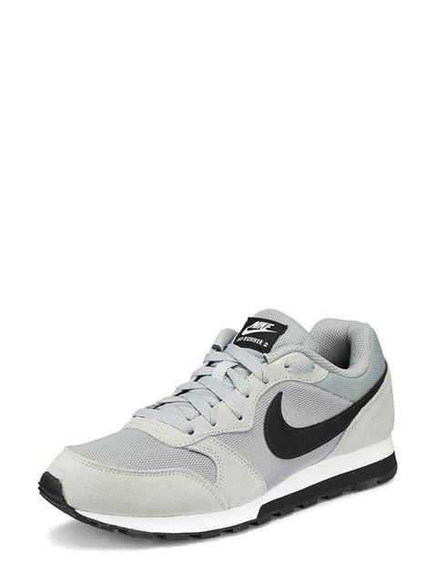 Кроссовки серые MD Runner II Nike 4017207