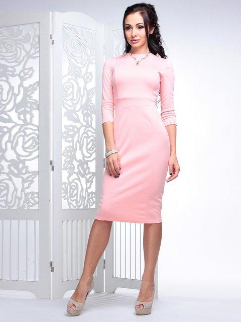 Сукня персикова Laura Bettini 4007194