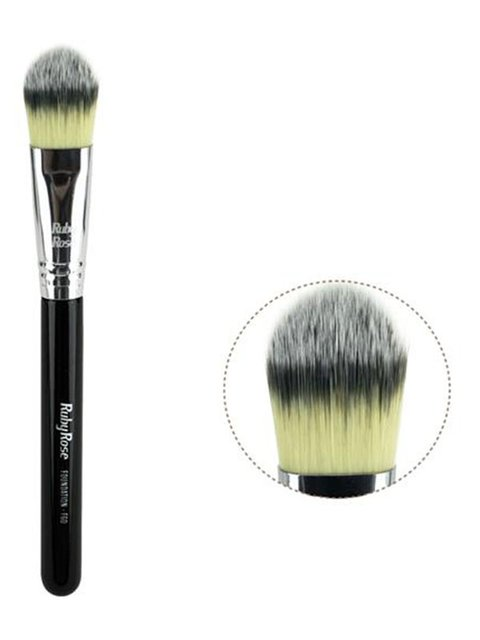 Пензлик для рідкої основи і праймера Foundation Brush (17,5 см) RUBY ROSE 4021117