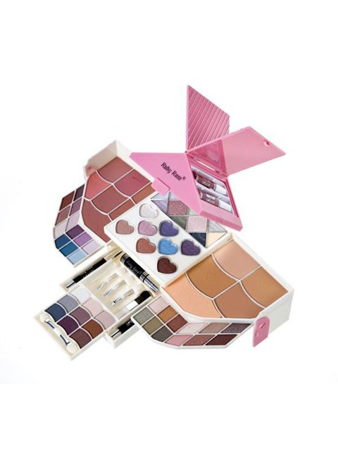 Набір для макіяжу Ddeluxe Make Up Kit HB-2507 (70 г) RUBY ROSE 4021143