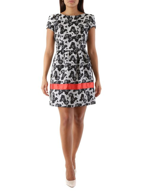 Сукня в квітковий принт Cristina Gavioli 4023993