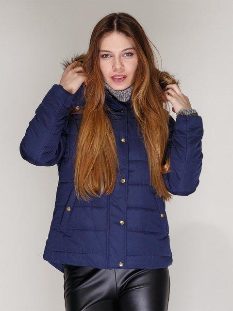 Куртка синяя Springfield 2992451