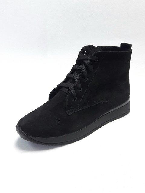 Ботинки черные Tops 4042294