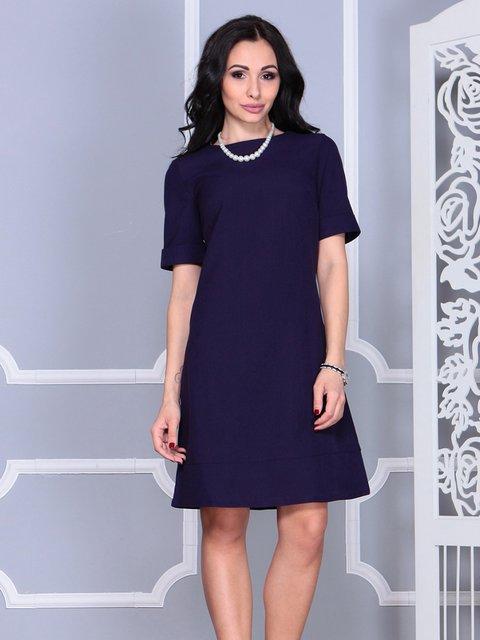 Сукня темно-фіолетова Rebecca Tatti 4021157