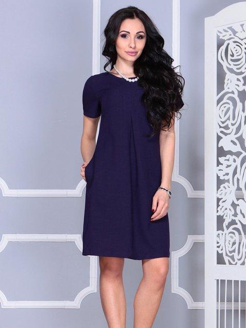 Сукня темно-фіолетова Rebecca Tatti 4021163