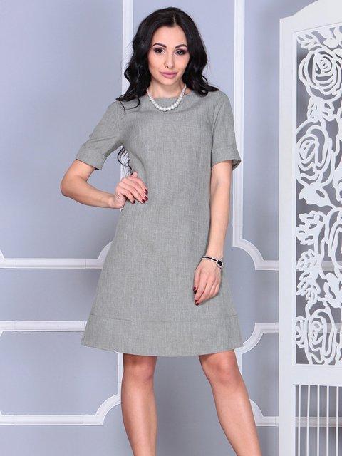 Сукня оливкова Rebecca Tatti 4021193
