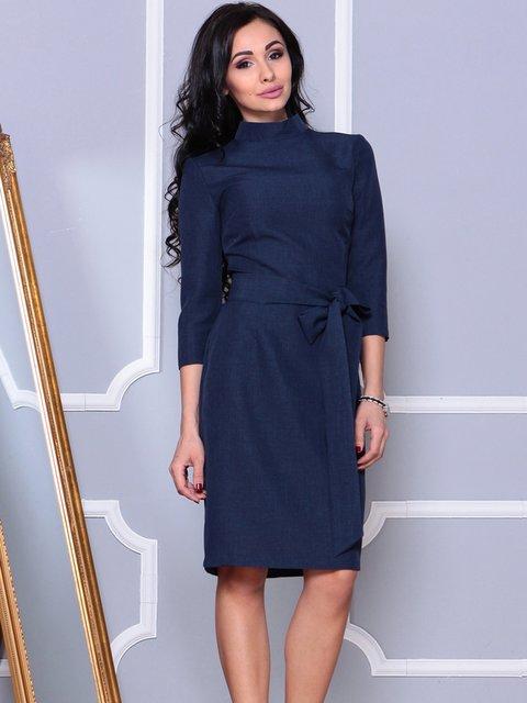Сукня темно-синя Laura Bettini 4028081