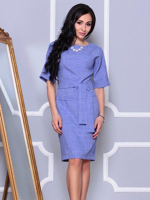 Платье фиолетовое Laura Bettini 4028085