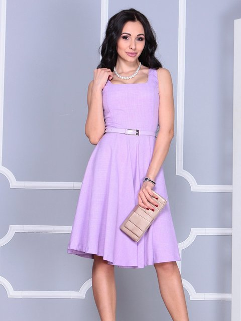Сукня світло-фіалкова Maurini 4028120
