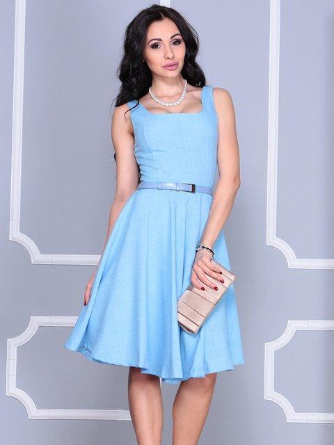 Сукня блакитна Maurini 4028121