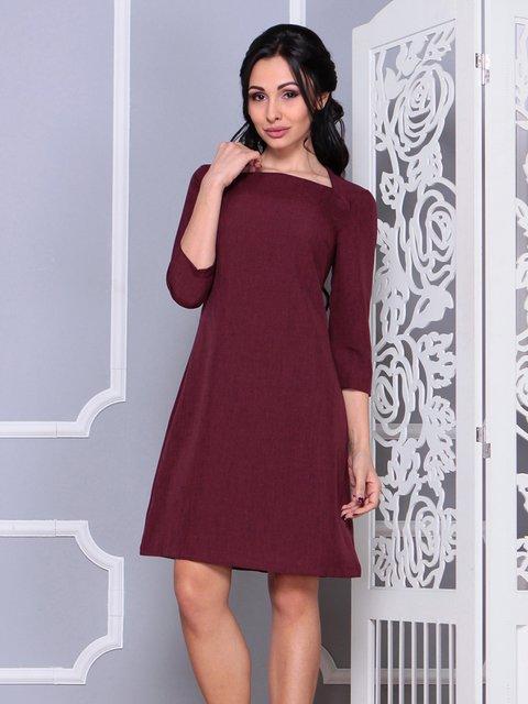 Платье сливовое Rebecca Tatti 4028123