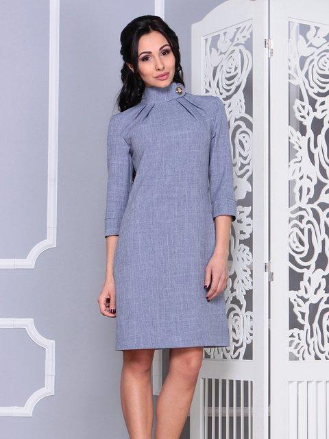Сукня кольору фіолетового серпанку Dioni 4042180
