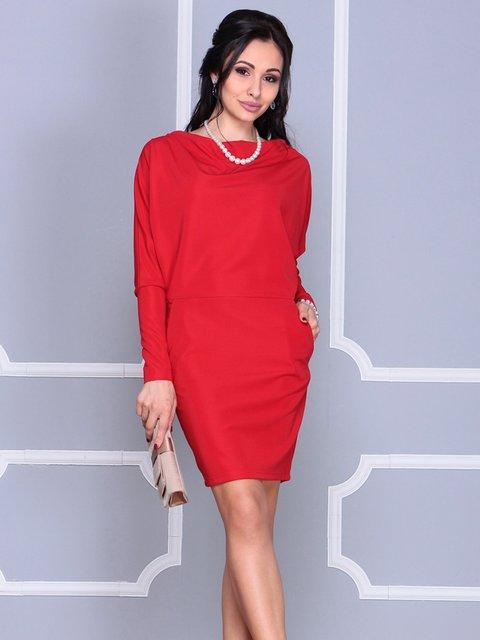 Платье красное Laura Bettini 4042183