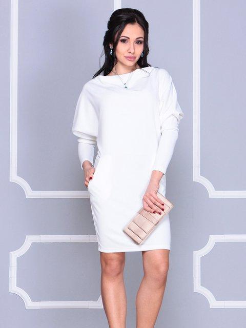 Платье молочного цвета Laura Bettini 4042194