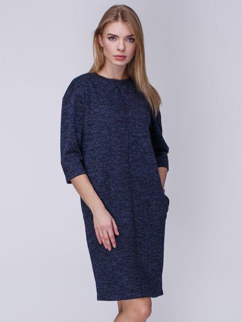 Платье темно-синее Jet 4041948