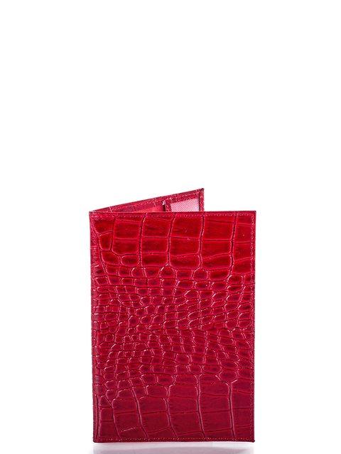 Обкладинка для паспорта червона Canpellini 4033358