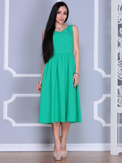 Сукня зелена Laura Bettini 4022489