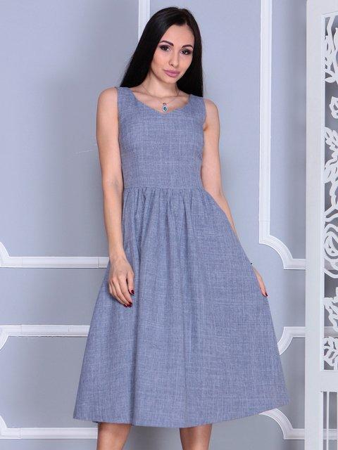 Сукня кольору фіолетового серпанку Laura Bettini 4022490