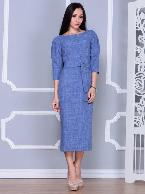 Сукня синя Laura Bettini 4022498