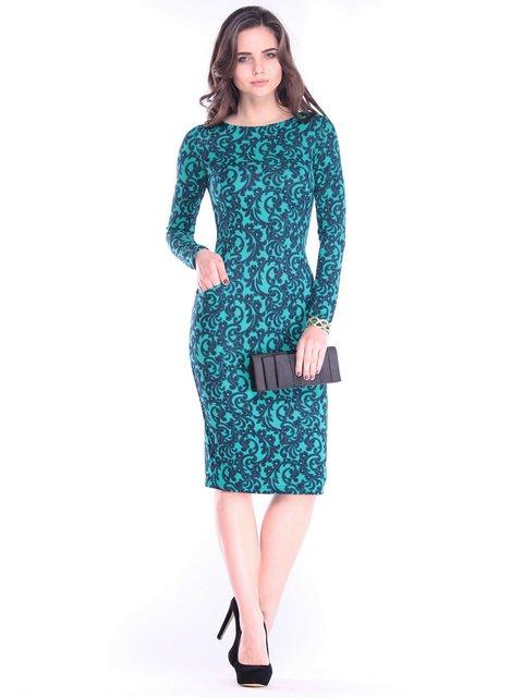 Сукня в принт Rebecca Tatti 2996609