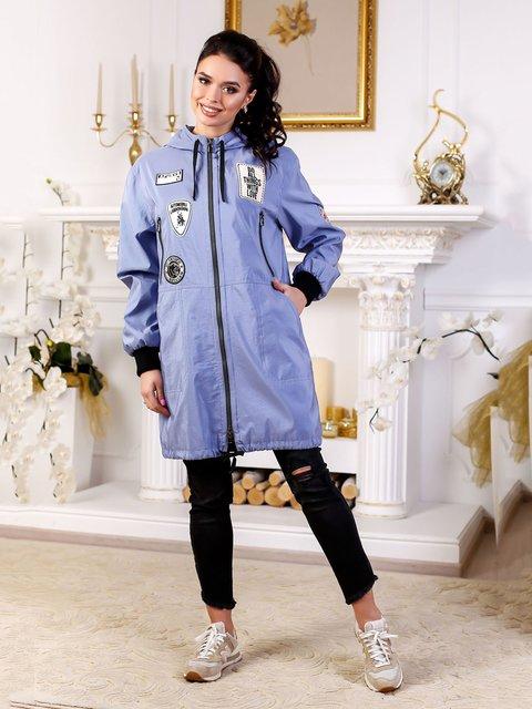 Куртка сиреневая Favoritti 4052272