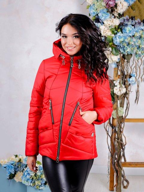 Куртка красная Favoritti 4052393