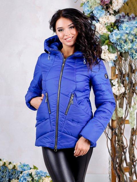 Куртка цвета электрик Favoritti 4052402