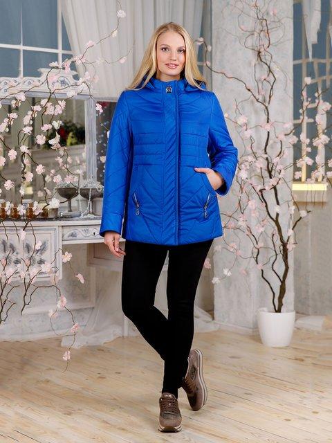 Куртка цвета электрик Favoritti 4052459
