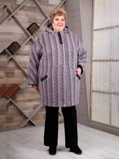 Пальто розовое Favoritti 4052508