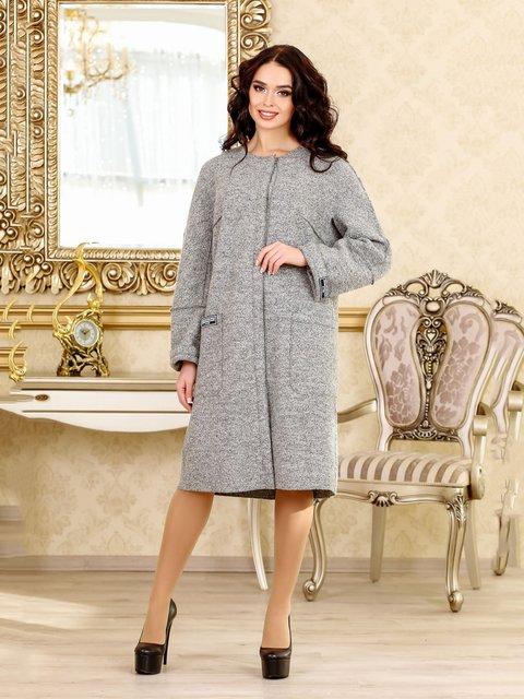Кардиган серый Favoritti 4052537
