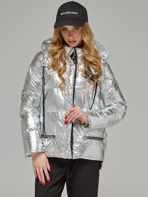 Куртка срібляста Mila Nova 4052179