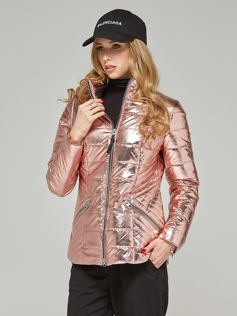 Куртка рожева Mila Nova 4052183