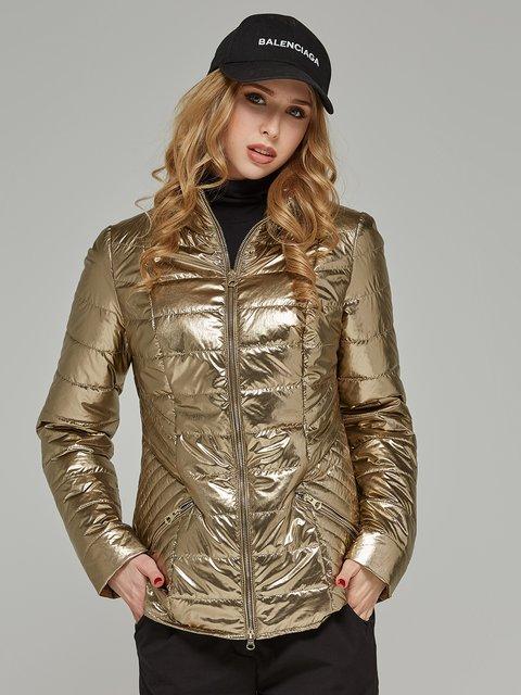 Куртка золотиста Mila Nova 4052185