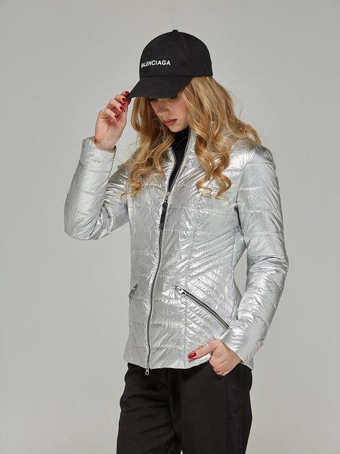 Куртка срібляста Mila Nova 4052182