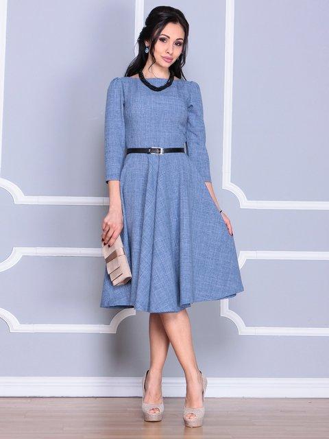 Сукня кольору джинс Laura Bettini 4058093