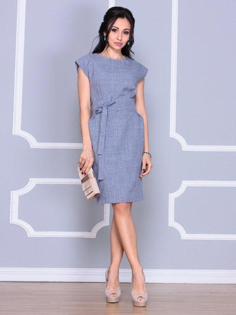 Платье цвета фиолетовой дымки Laura Bettini 4058095