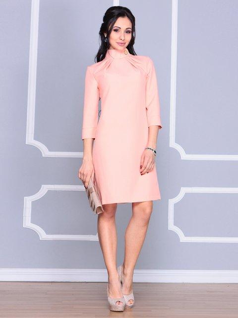 Сукня персикова Dioni 4058109