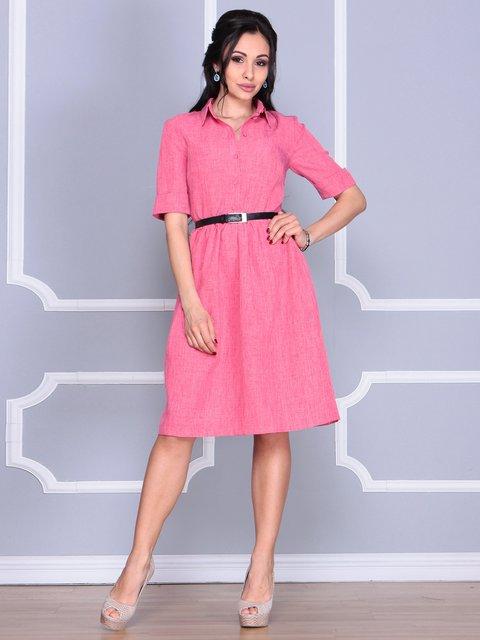 Платье розовое Dioni 4058111