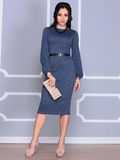Платье темно-синее Laura Bettini 4064994