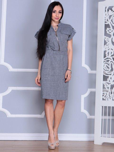 Сукня димного кольору Laura Bettini 4065007