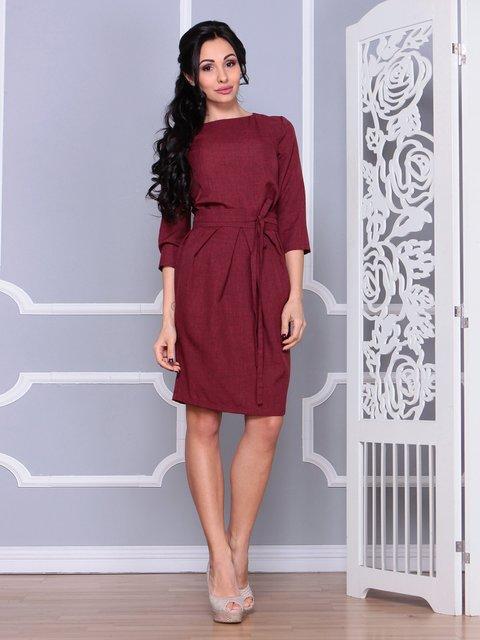 Сукня світло-сливова Maurini 4065041
