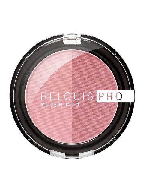 Рум'яна компактні Relouis Pro Blush — тон №202 RELOUIS 4067163