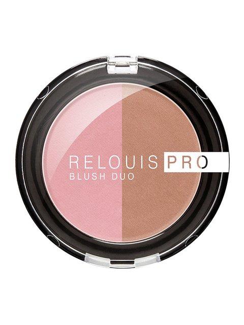Рум'яна компактні Relouis Pro Blush — тон №205 RELOUIS 4067166