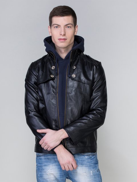Куртка чорна AOWOFS 4031120